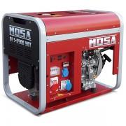 MOSA Ge S-6500 Ydt 4/6,5kva 230/400v Yanmar Ln100 elverk diesel