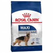Royal Canin Pack ahorro: Royal Canin para perros 8 a 15 kg - Maxi Adult Sterilised - 2 x 9 kg