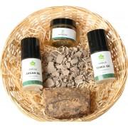 Andelia Haircare+ Pakket | 100% Natuurlijk Optimale Haarverzorging & Huidverzorging | Gezichtsmasker - 5 stks