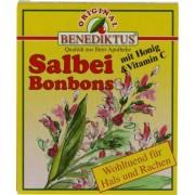 BENEDIKTUS Kräuterlabor Strathausen GmbH SALBEI BONBONS mit Honig und Vitamin C 50 g