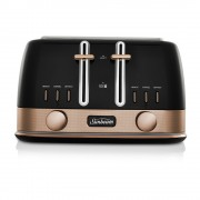 Sunbeam TA4440KB New York Collection 4 Slice Toaster