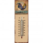 Thermomètre Mural Coq