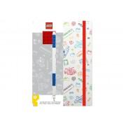 51536 Agenda LEGO cu pix