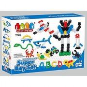 Super Toy Creativity Chain Links play set - Building block mega 235Pcs toy set for kids unique playtime