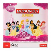 Lotus Funskool Disney Princess Monopoly Junior Board Game