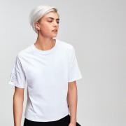 Mp T-shirt Power da donna - Bianco - S