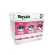 Giuliani Spa Bioscalin Tricoage Integratore Alimentare + Fiale Anticaduta + Shampoo Rinforzante