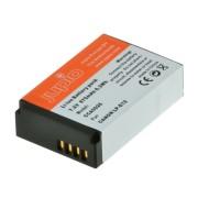 Jupio LP-E12 875mAh 7.2V baterija za Canon EOS 100D, EOS M, EOS M50, Rebel SL1 NB-E12 Lithium-Ion Battery Pack CCA0026 CCA0026