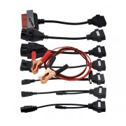 Car Auto Diagnostic Cables Set (8 Pieces)