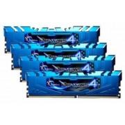 G.Skill 16 GB DDR4-RAM - 2133MHz - (F4-2133C15Q-16GRB) G.Skill Ripjaws Blue Kit CL15