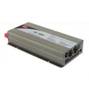 Convertor DC/AC MEAN WELL TS-1000, unda sinusoidala pura, 1000W
