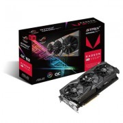 ASUS Radeon RX VEGA 64 ROG Strix OC (8GB HBM2/PCI Express 3.0/1590MHz/2048-