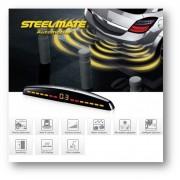 Senzori de parcare pe original STEEL MATE