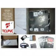 Pvc Id Card Tray + 200 Hd Inkjet Cards + Software Combo For Epson L800 L805 L810 L850 Printer Original Id Card Print