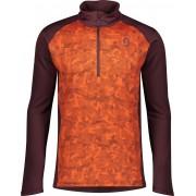 Scott Pullover Defined Light red fudge/orange pumpkin (6637) XL