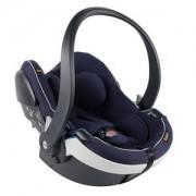 BeSafe Be Safe iZi Go Modular i-Size Babyskydd White Edge Navy Mélange 2018 Babyskydd 0-13 kg