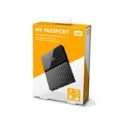 DD EXTERNO PORTATIL 3TB WD MY PASSPORT NEGRO 2.5/USB3.0/COPIA LOCAL/ENCRIPTACION/WIN