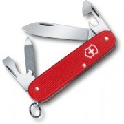 Victorinox Cadet Alox Limited Edition 2018 9 Swiss Army Knife(Red)