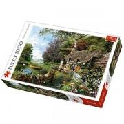 Trefl Puzzle Slagalica Charming Nook 1000 kom (10297)