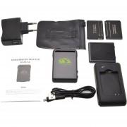 ER Mini Vehículos Car Tracker GPS En Tiempo Real GPS / SMS / GPRS TK102-2 Dispositivo.