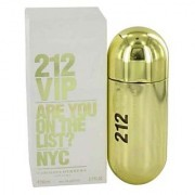 Carolina Herrera 212 Vip Eau de Parfum Spray for Women 1.7 Fluid Ounce