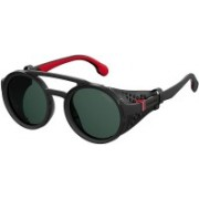 Carrera Round Sunglasses(Green)