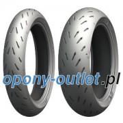 Michelin Power RS ( 180/60 ZR17 TL (75W) tylne koło, M/C )