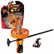 Lego Ninjago Cole - Spinjitzu Master 70637