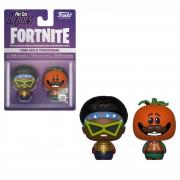 Pint Size Heroes Fortnite - Funk Ops e Tomatohead 2-Pack Figure Pint Size Heroes
