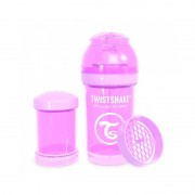 Twistshake® flašica protiv grčeva, 180ml, Pastel Purple