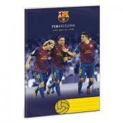 5 db Barcelona füzetborító