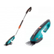Комплект акумулаторни ножици за трева Gardena ClassicCut, 3.6V, 1.45h