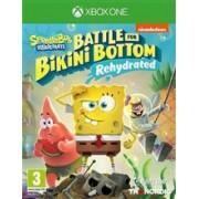 Spongebob Squarepants Battle For Bikini Bottom Rehydrated Xbox One