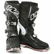 W2 Unadilla Motocross Boots Black 45