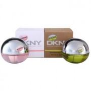 DKNY Be Delicious + Be Delicious Fresh Blossom lote de regalo II. eau de parfum 30 ml + eau de parfum 30 ml