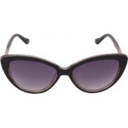 SPY RAYS COLLECTION Cat-eye Sunglasses(Violet)