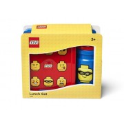 40580001 Set pentru pranz LEGO Classic albastru-rosu