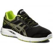 Обувки ASICS - Gel-Excite 5 T7F3N Black/Safety Yellow/Black 9007