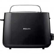 Toster S grijačem Philips HD2581/90 Crna