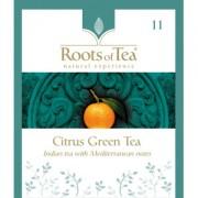 Ceai Verde cu Citrice Arthemia (20 plicuri/cutie)