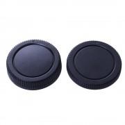 Micnova LBC-M 4/3 Camera Body Cover Rear Lens Cap for Olympus/Panasonic 4/3 Mount - Capac obiectiv pt. Olympus/Panasonic montura 4/3