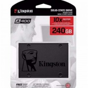 Ssd Plus Disco De Estado Solido KINGSTON A400 240gb 500 Mbps