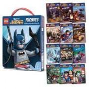 Oxford University Press Lego dc super heroes: phonics box set