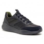 Geox Sneakers GEOX - U Allenio B U04AZB 0EKME C4002 Navy