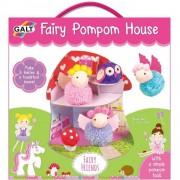 Galt knutselset Fairy Friends feeënhuis