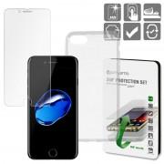 Conjunto de Protecção 4smarts 360 para iPhone 7 / iPhone 8 - Transparente