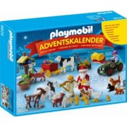 CALENDAR - CRACIUNUL LA FERMA Playmobil