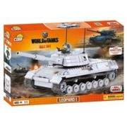 Jucarie World Of Tanks Leopard 1 485 Pcs