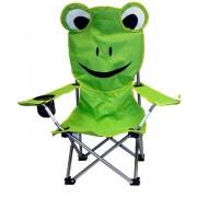 VMI Silla Plegable para niños, Bunny Cara, Frog Face