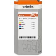 Prindo zestaw czarny / cyan / magenta / zólty oryginał PRSCCLI551XL MCVP